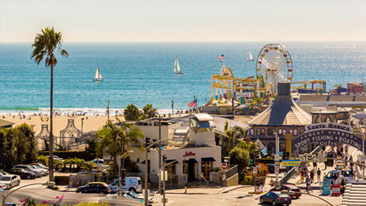 Photo Credit: Santa Monica Tourism Board