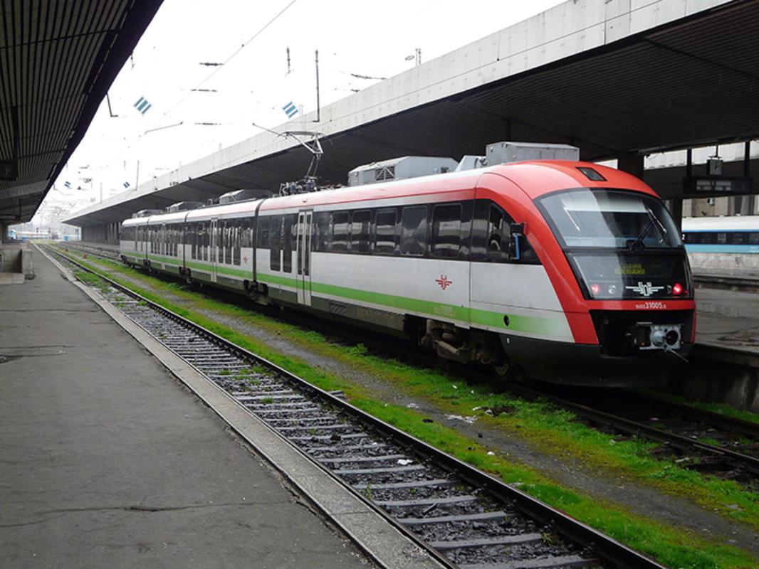 """""""Bulgarian State Railways"""" by Dariusz Sieczkowski via Flickr Creative Commons"""