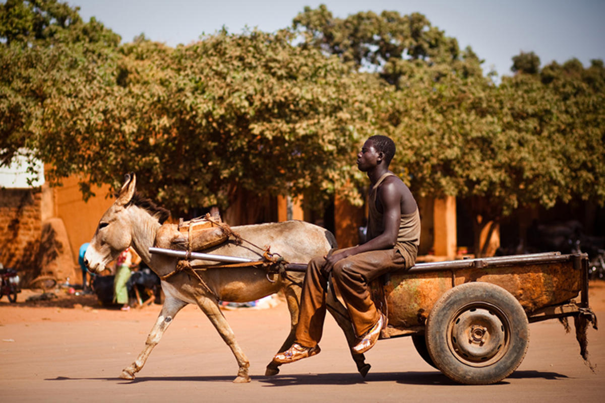 """Burkina Faso"" by Eric Montfort via Flickr Creative Commons"