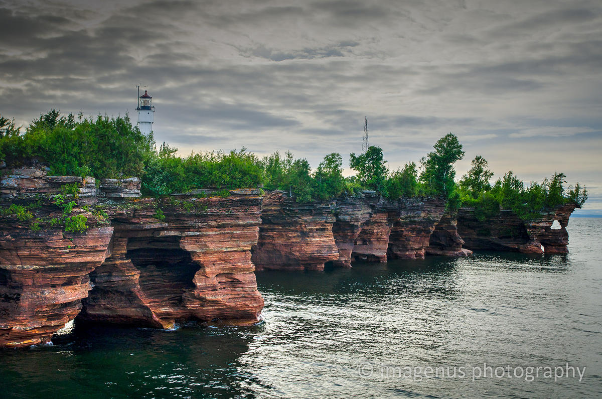 """Devil's Island Lighthouse"" by  Imagenus Photography via Flickr Creative Commons"