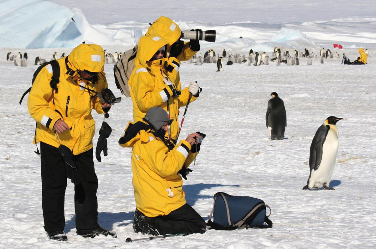"""Antarctica, November 2007"" by Martha de Jong-Lantink via Flickr Creative Commons"
