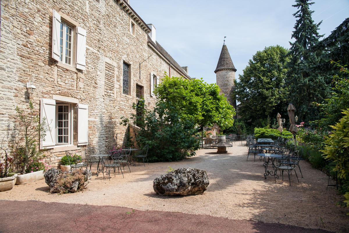Photo Credit: Chateau de Fleurville