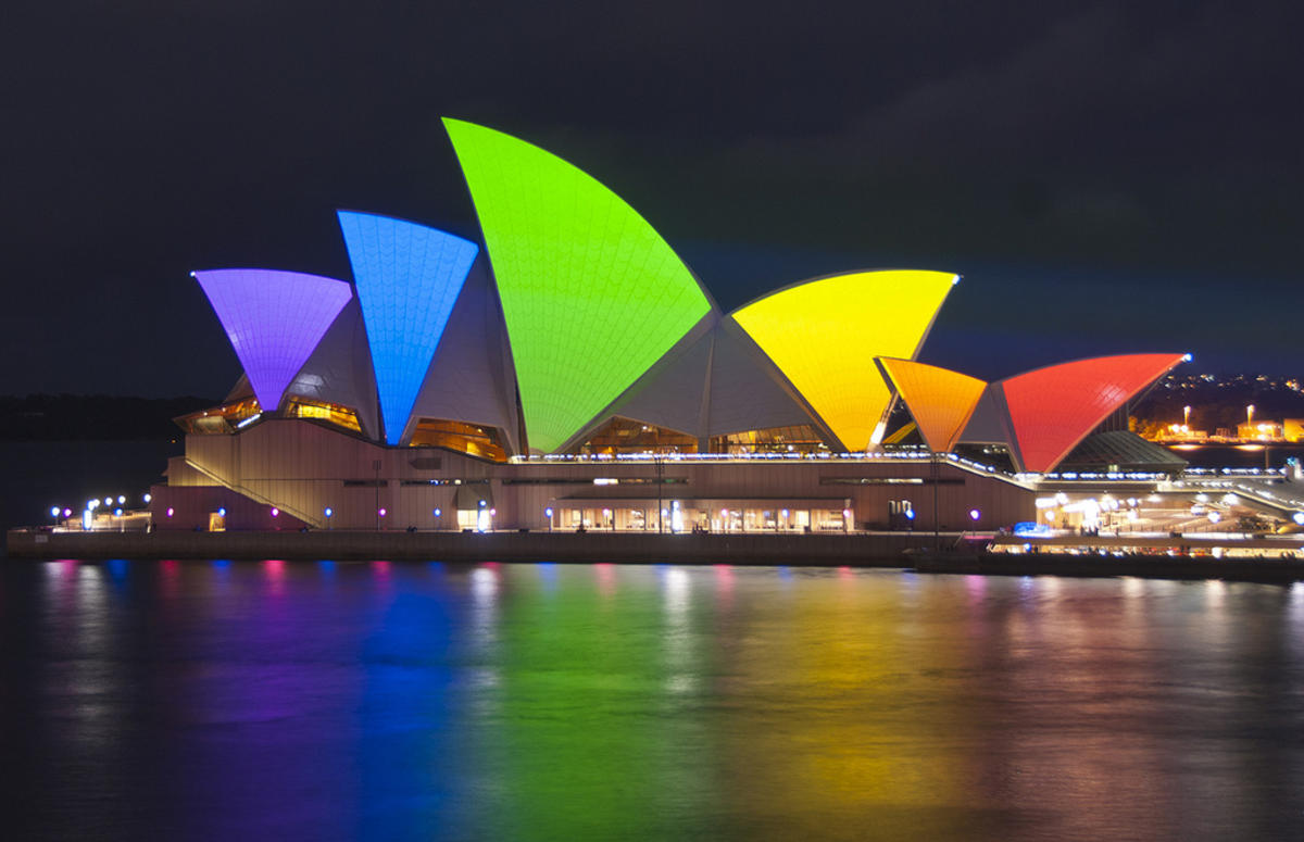 """Sydney Opera House"" by Steve Collis via Flickr Creative Commons"