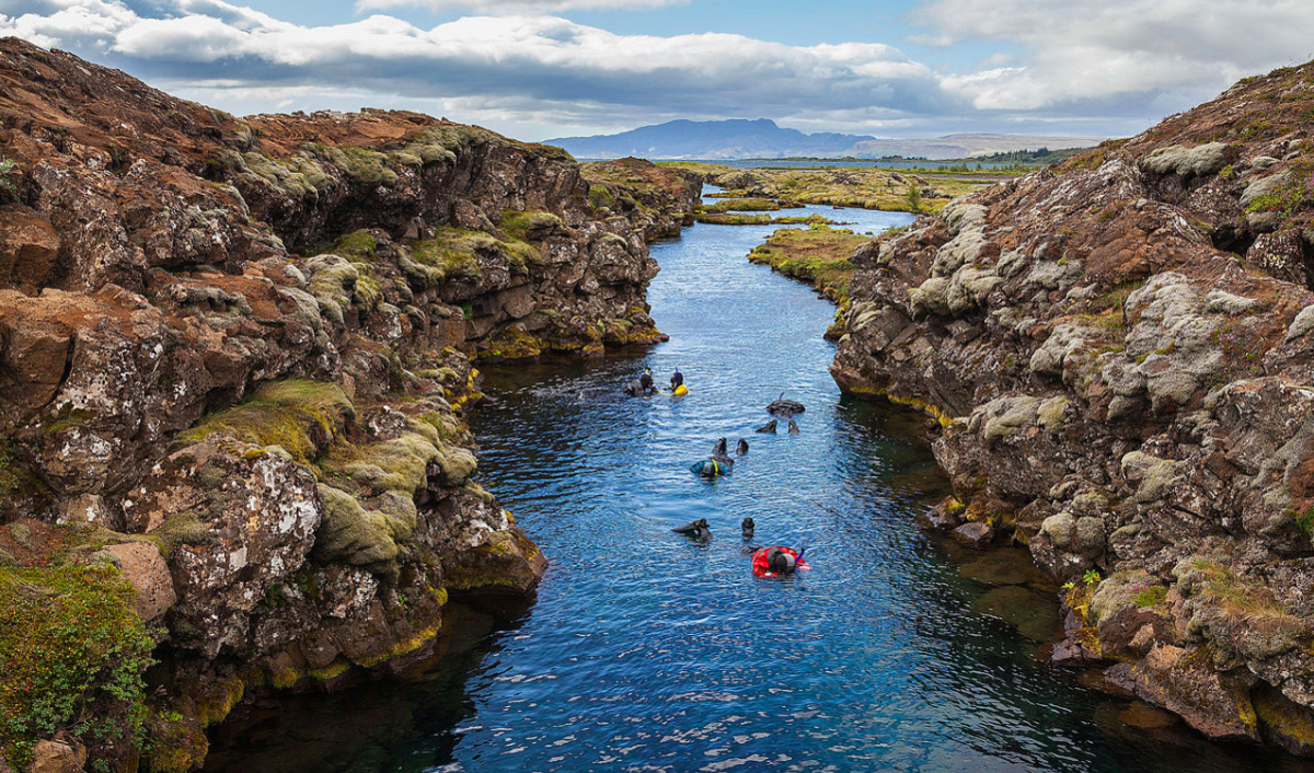 Thingvellir National Park | Photo Credit: Wikimedia Commons