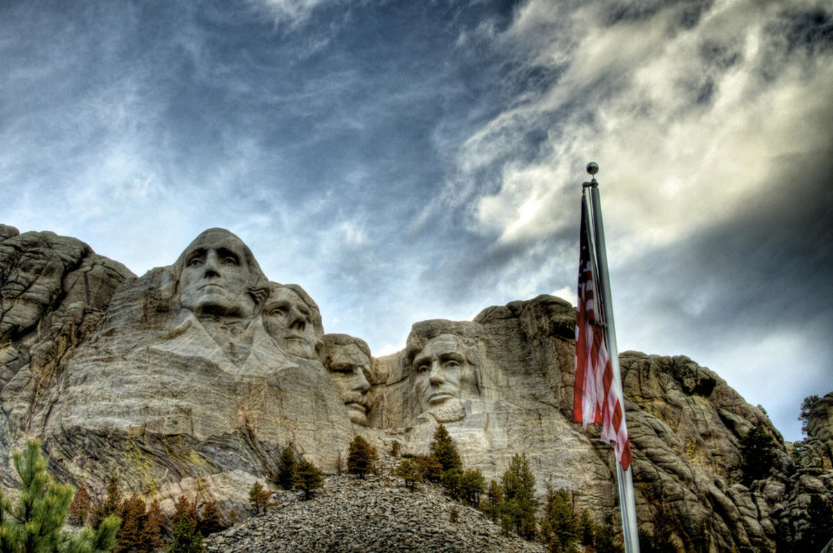 """Founding Fathers"" by Zach Dischner via Flickr Creative Commons"