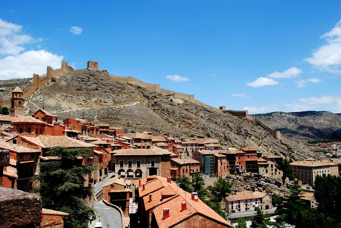 """Albarracin (Teruel)"" by Marcela Escandrell via Flickr Creative Commons"