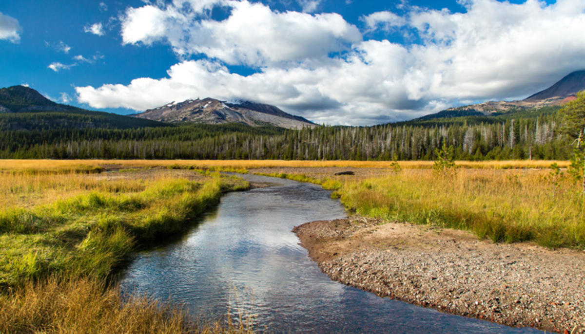 """Soda Creek"" by Sheila Sund via Flickr Creative Commons"