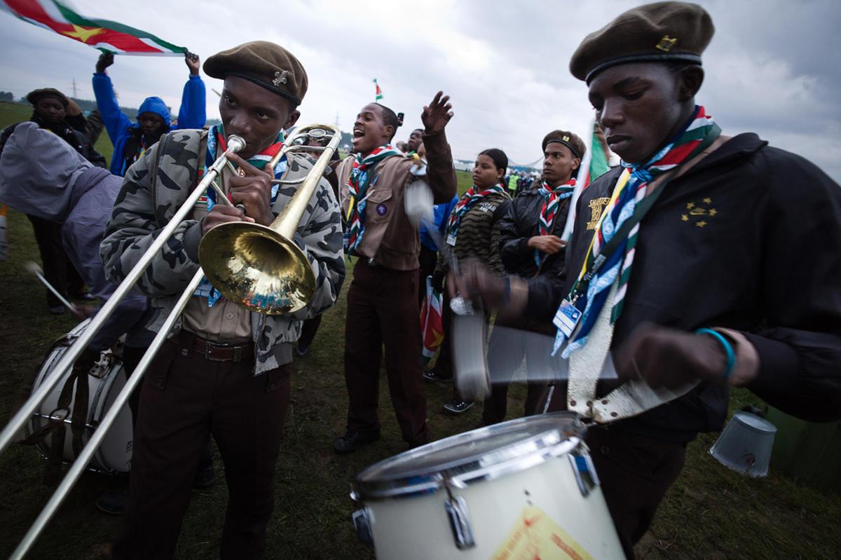 Photo Credit: 22nd World Scout Jamboree Sweden 2011 22ème Jamboree Scout Mondial Suède 2011