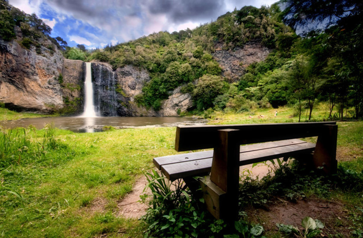 """Hunua Falls III"" by Chris Gin via Flickr Creative Commons"