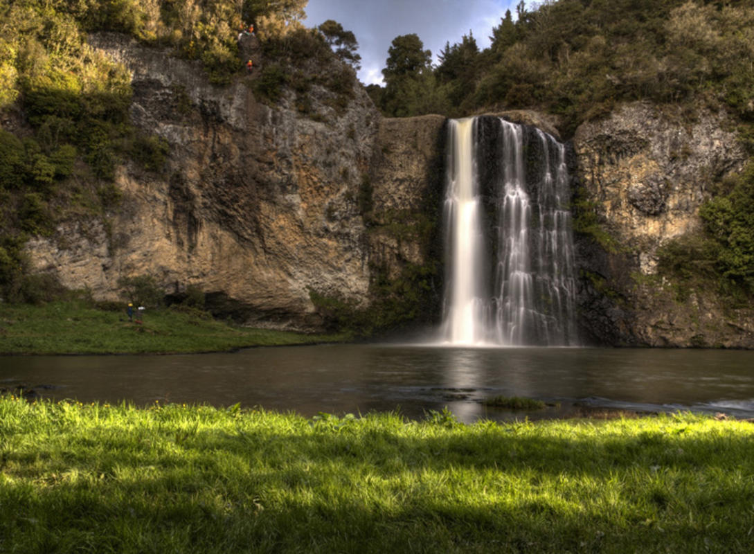 """Hunua Falls"" by Al404 via Flickr Creative Commons"