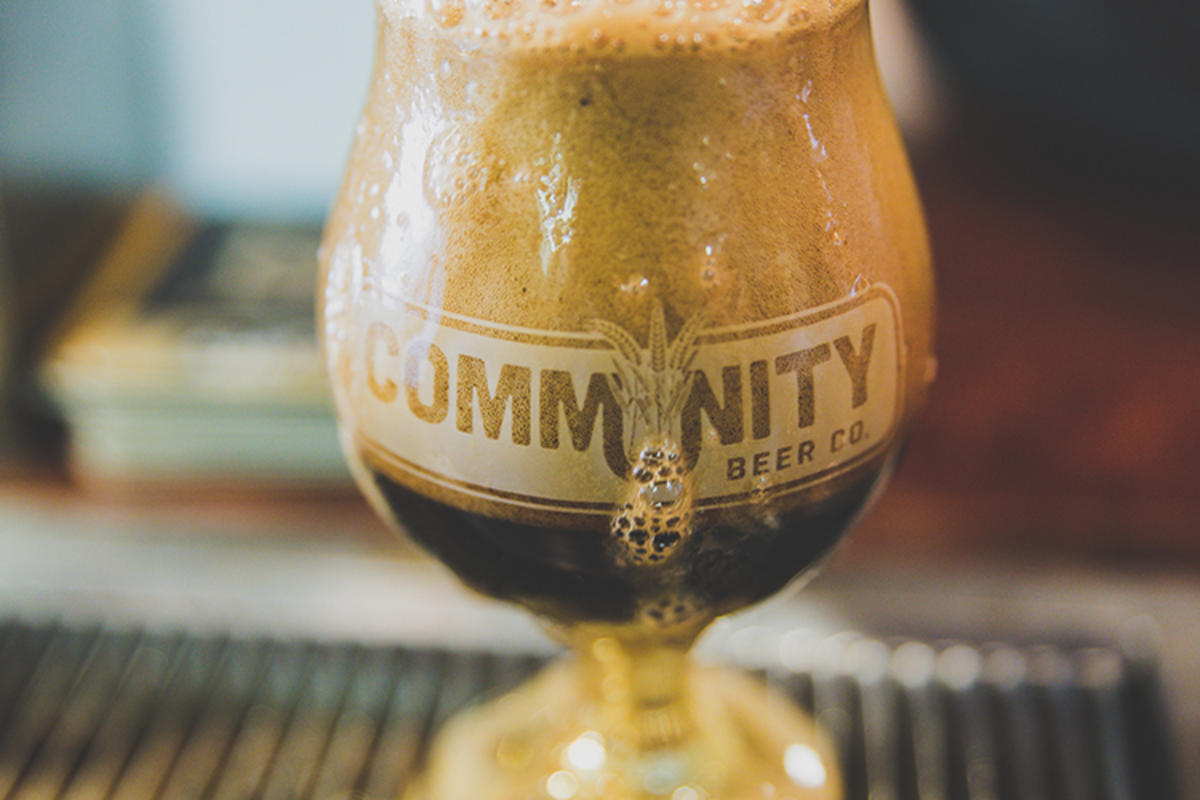 Photo Courtesy Community Beer Co.