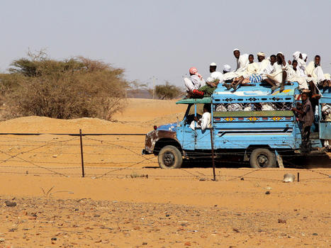 Image result for Means Of Transportation System in south sudan