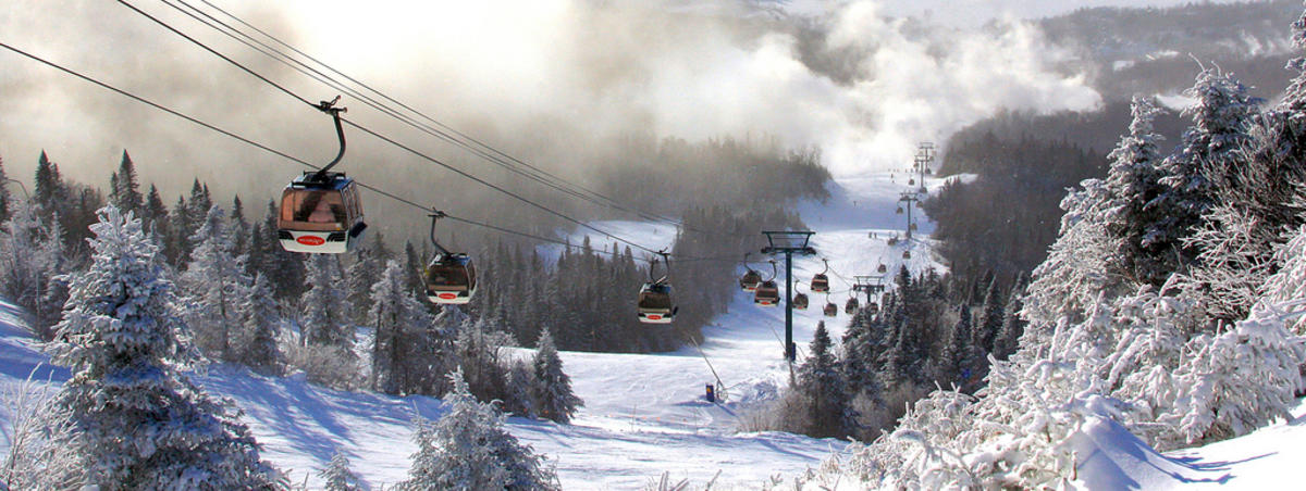 """Mont-Tremblant (Québec) Canada"" by Stéphane Duquesne via Flickr Creative Commons"