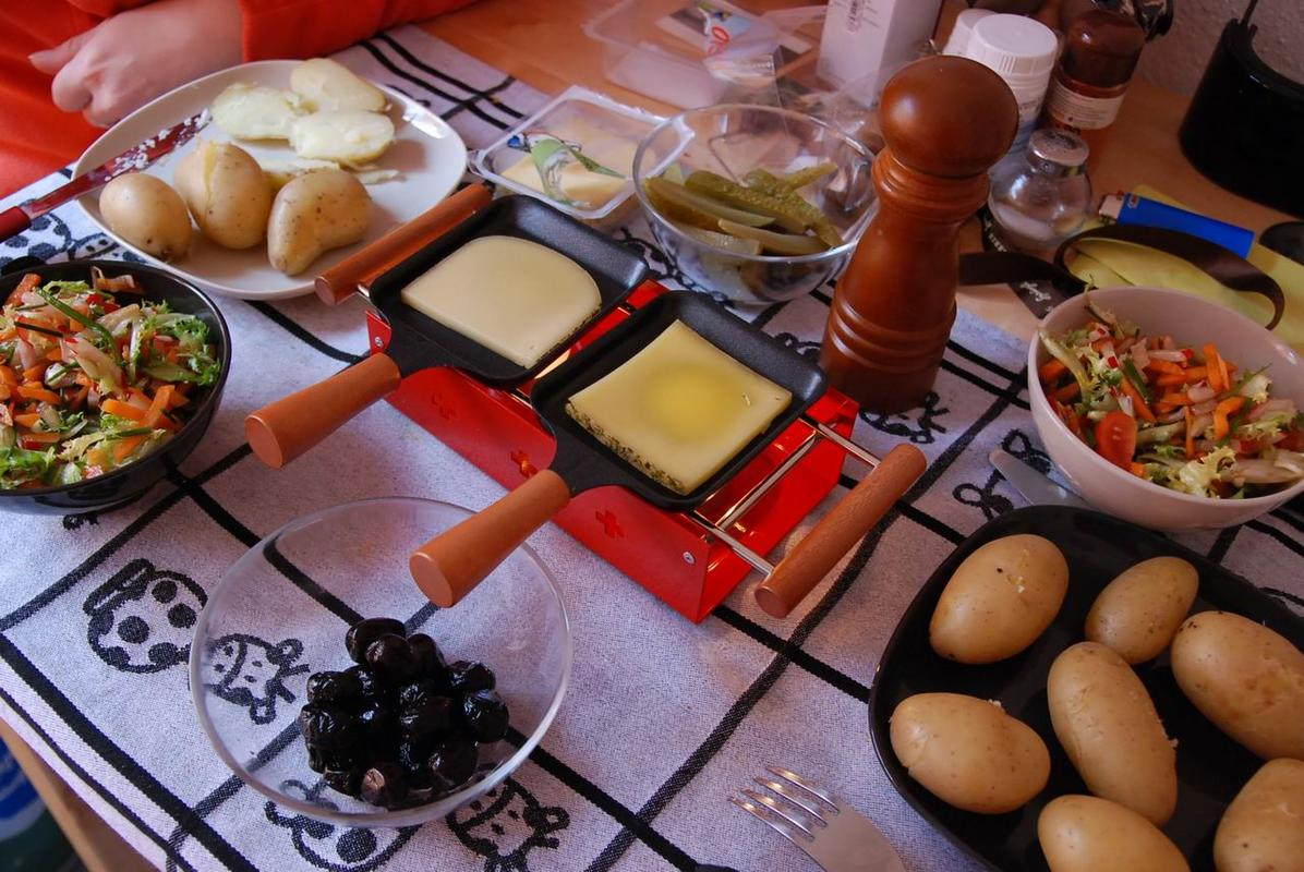 """Raclette"" by Vasile Cotovanu via Flickr Creative Commons"