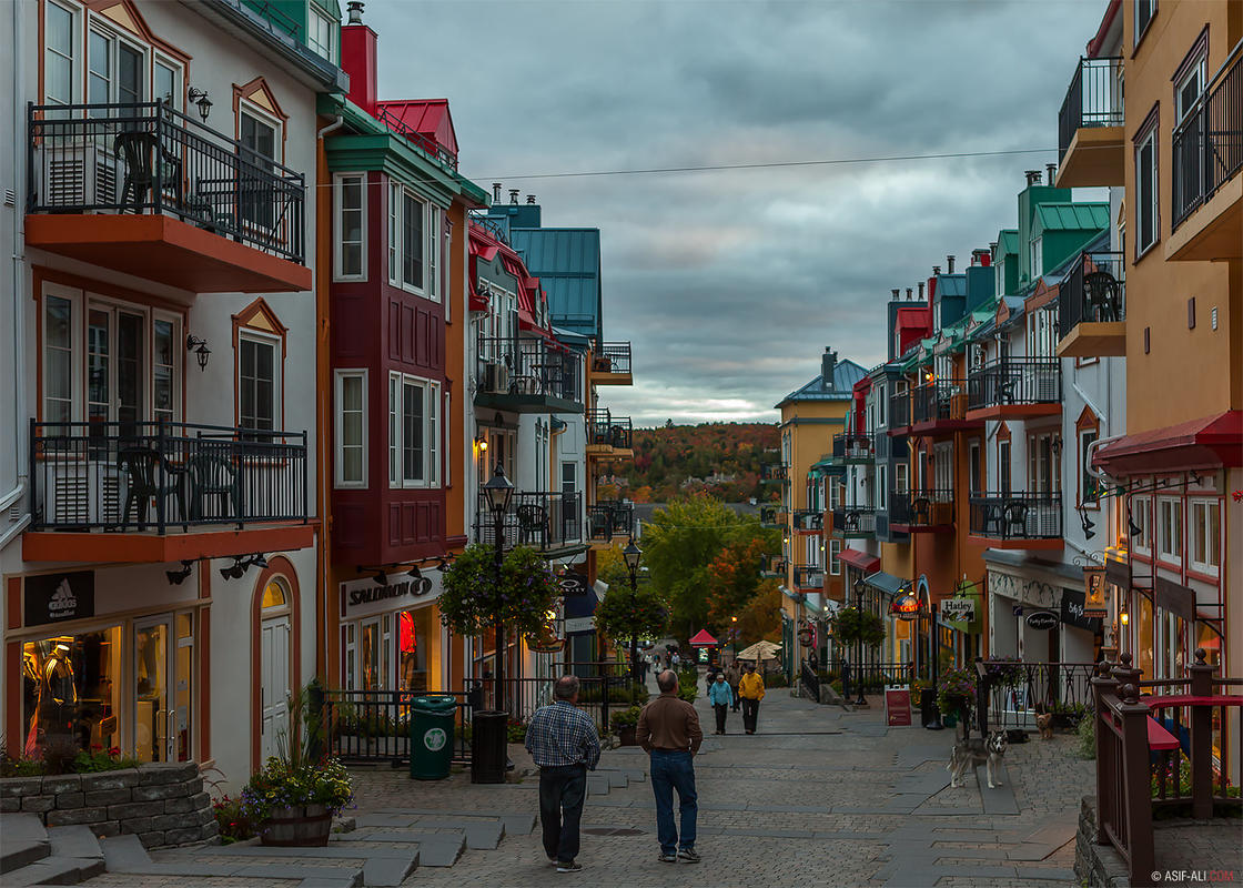 """Mont Tremblant"" by Asif A. Ali via Flickr Creative Commons"