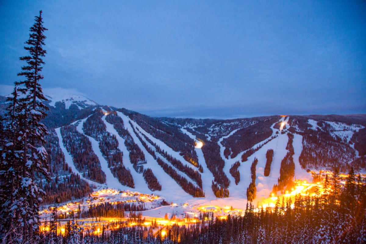Photo Credit: Chris King via Sun Peaks Resort