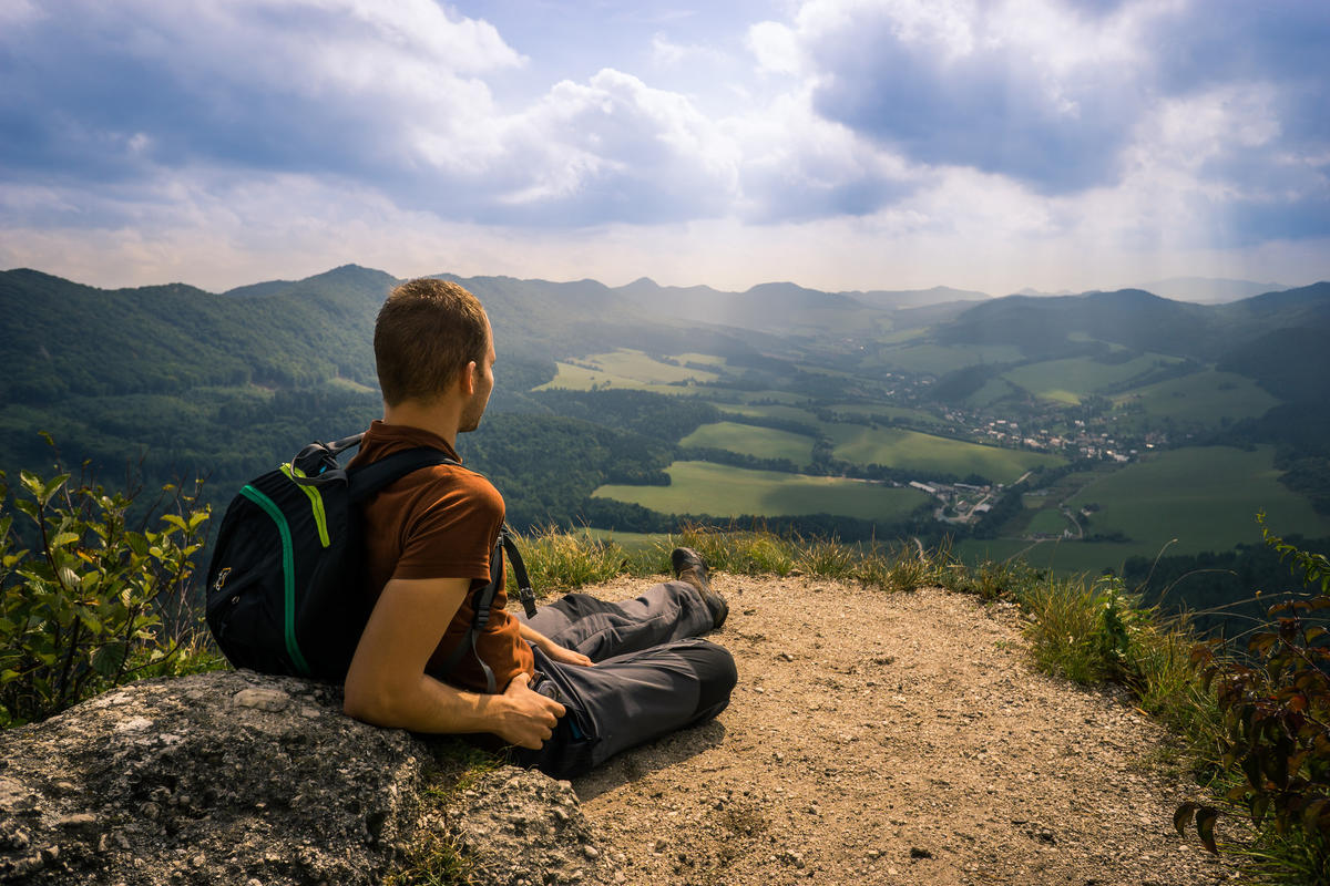 view by Matúš Benian via Flickr Creative Commons