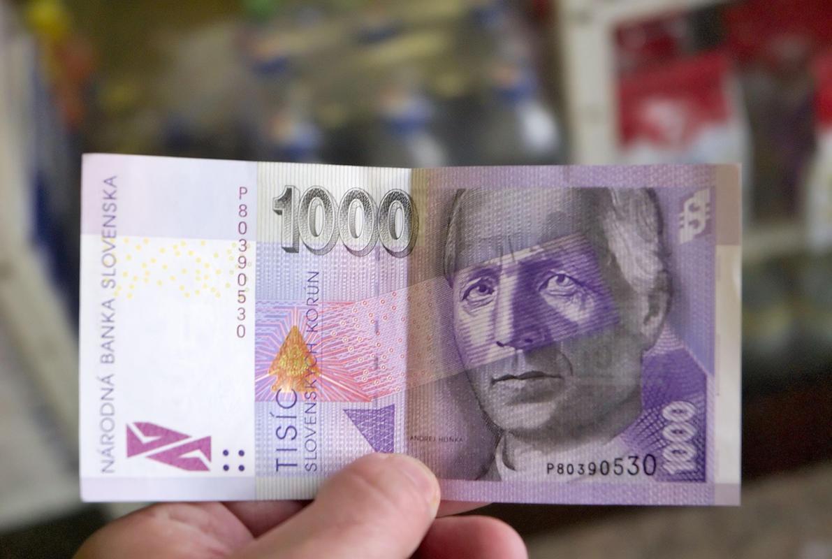 1000 koruna note by Anthony Citrano via Flickr Creative Commons