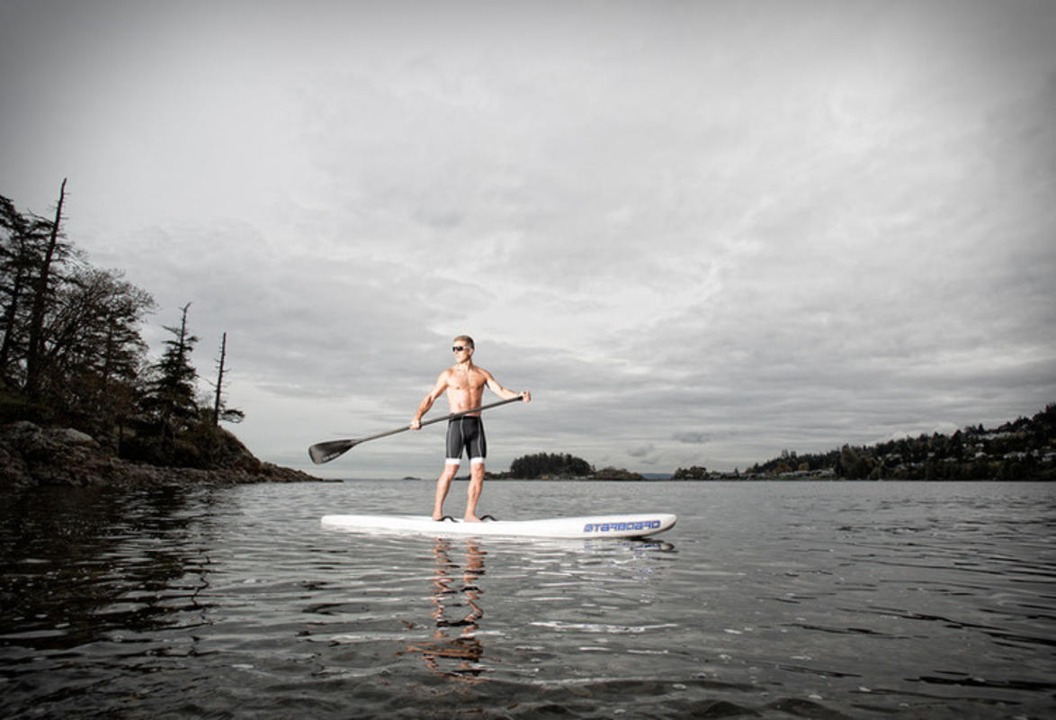"""Paddleboard"" by Neil Gaudet via Flickr Creative Commons"