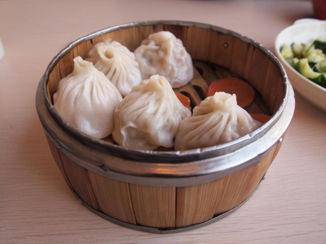 """""""Baozi"""" by John via Flickr Creative Commons"""