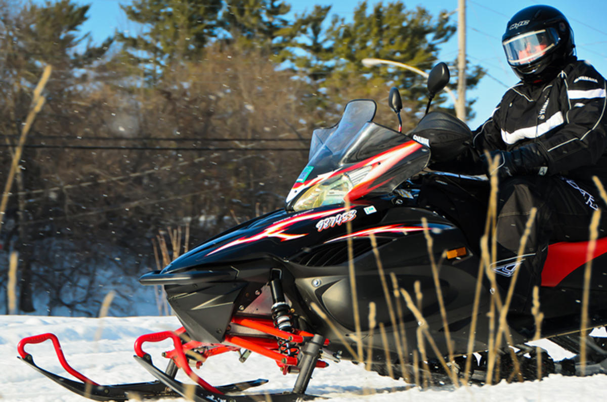 """Skidoo 2"" by Brent Eades via Flickr Creative Commons"