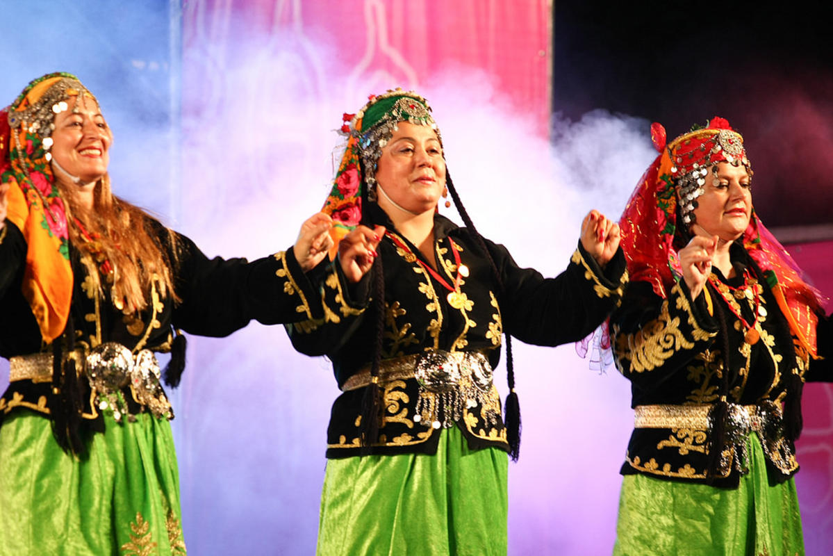 2012 NANYING international folklore festival by @sunJTF PHOTO via Flickr Creative Commons