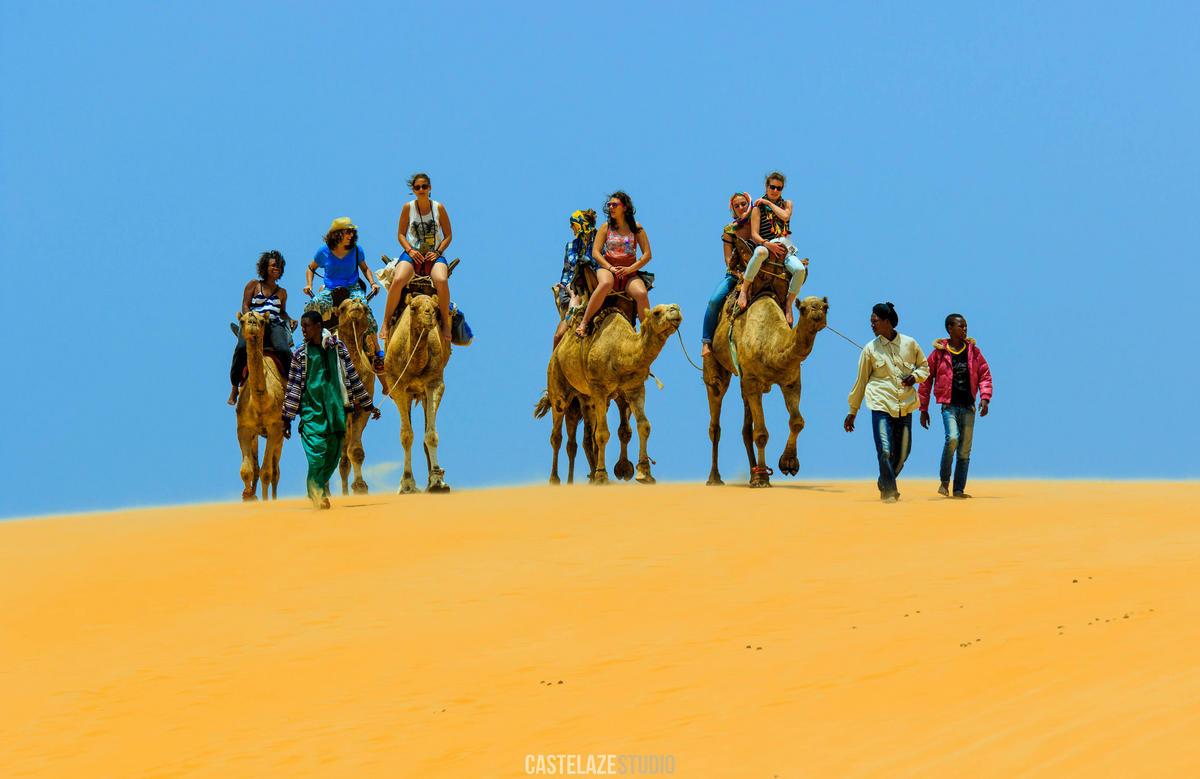 Lompoul Desert by Gabriel de Castelaze via Flickr Creative Commons