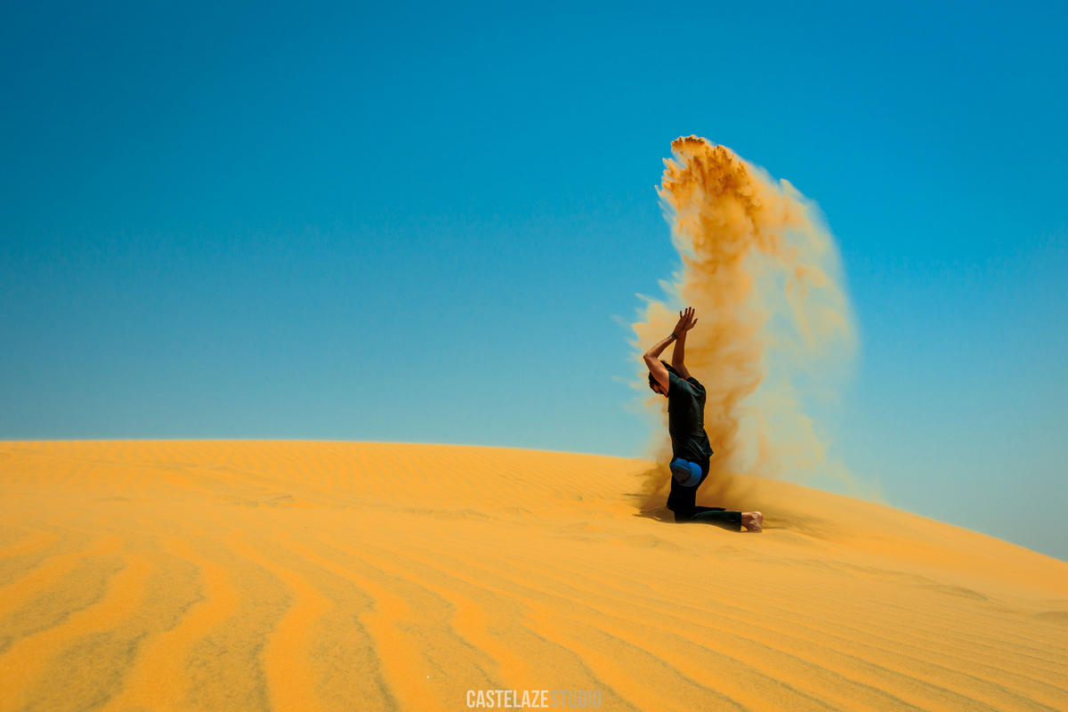Lompoul Desert by Gabriel de Castelaze via Flickr Creative Cmmons