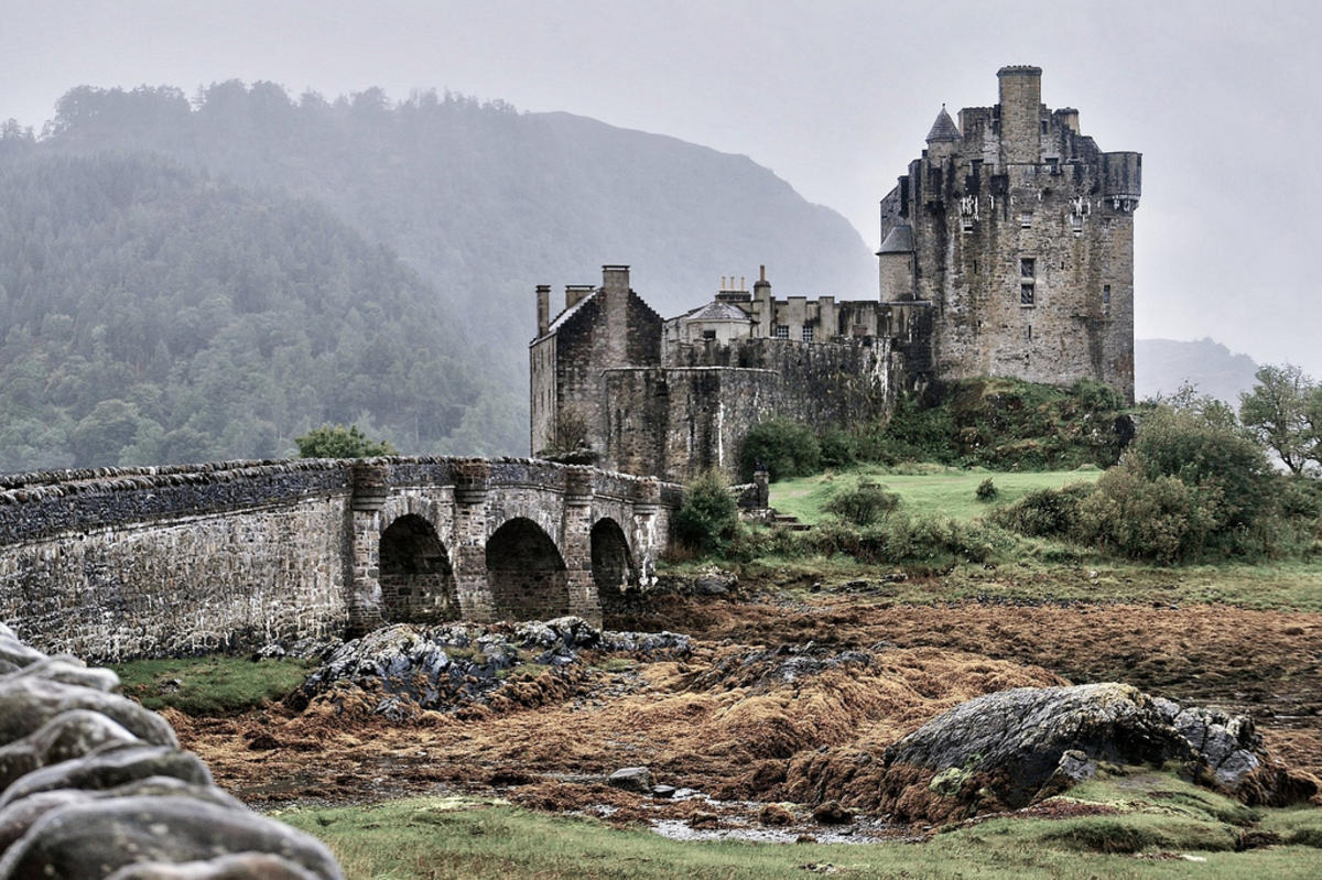 Old Scotland by Tatters ❀ via Flickr Creative Commons