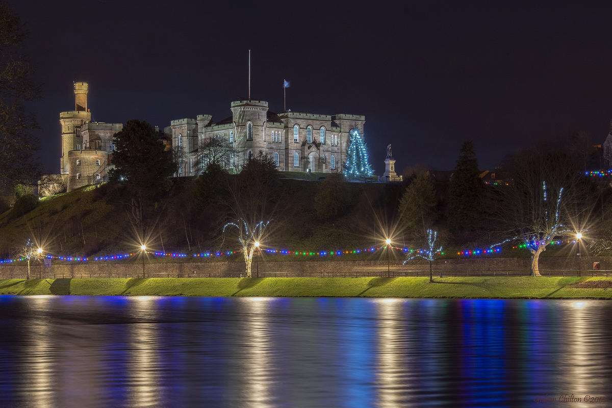 Inverness Castle by Gideon Chilton via Flickr Creative Commons