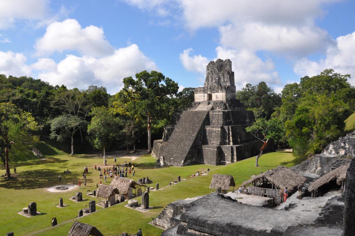 """Tikal Guatemala"" by Mike Vondran via Flickr Creative Commons"
