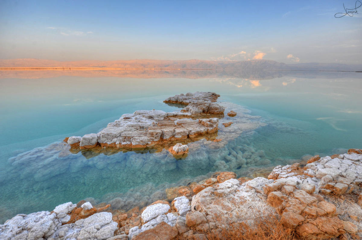 """The Dead Sea, Israel"" by Tsaiproject via Flickr Creative Commons"