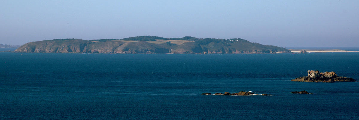 Herm from Sark by James Stringer via Flickr Creative Commons