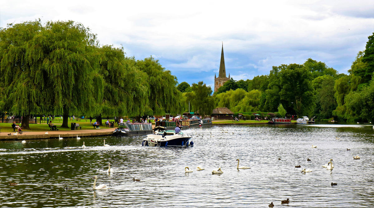 """River Avon"" by Trevor Wintle via Flickr Creative Commons"