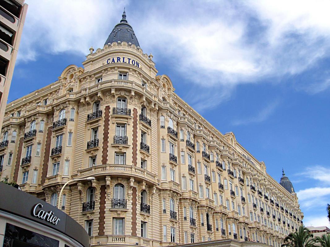 Cannes (Francia) by Eric Borda via Flickr Creative Commons