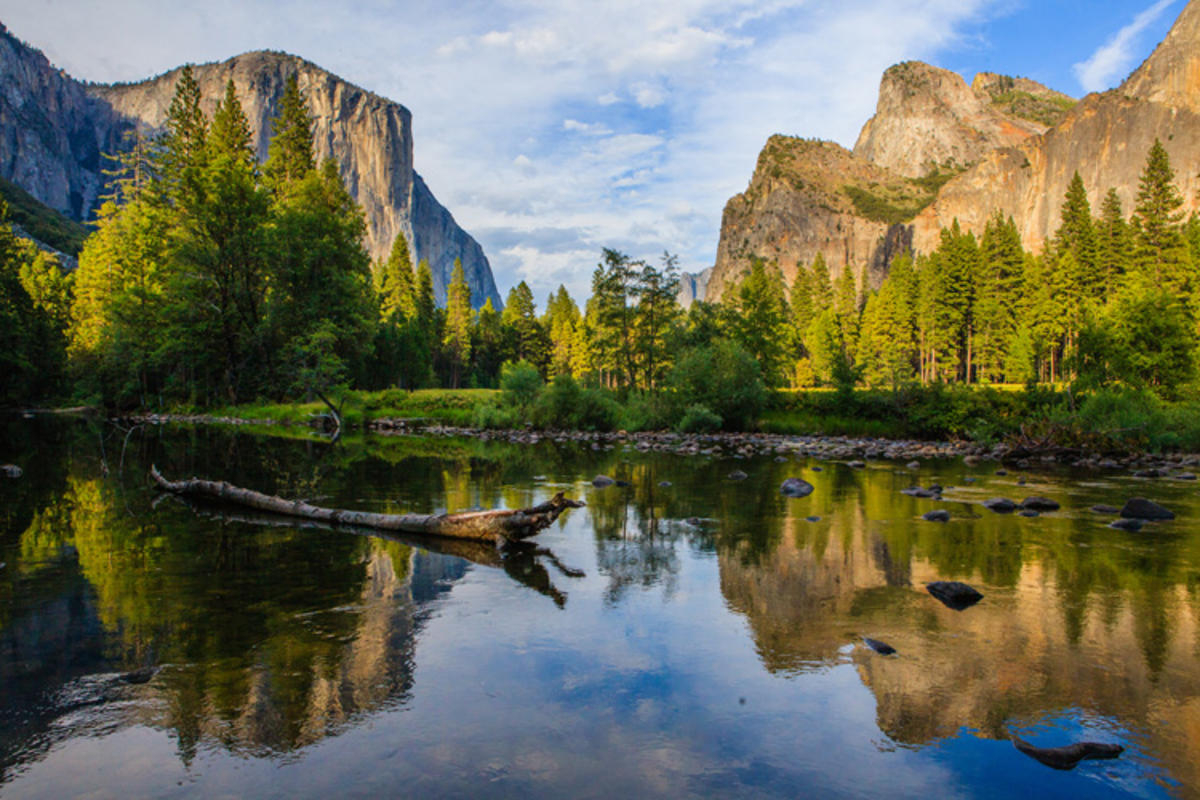 """Yosemite Valley View"" by Mr. Nixter on Flickr Creative Commons"