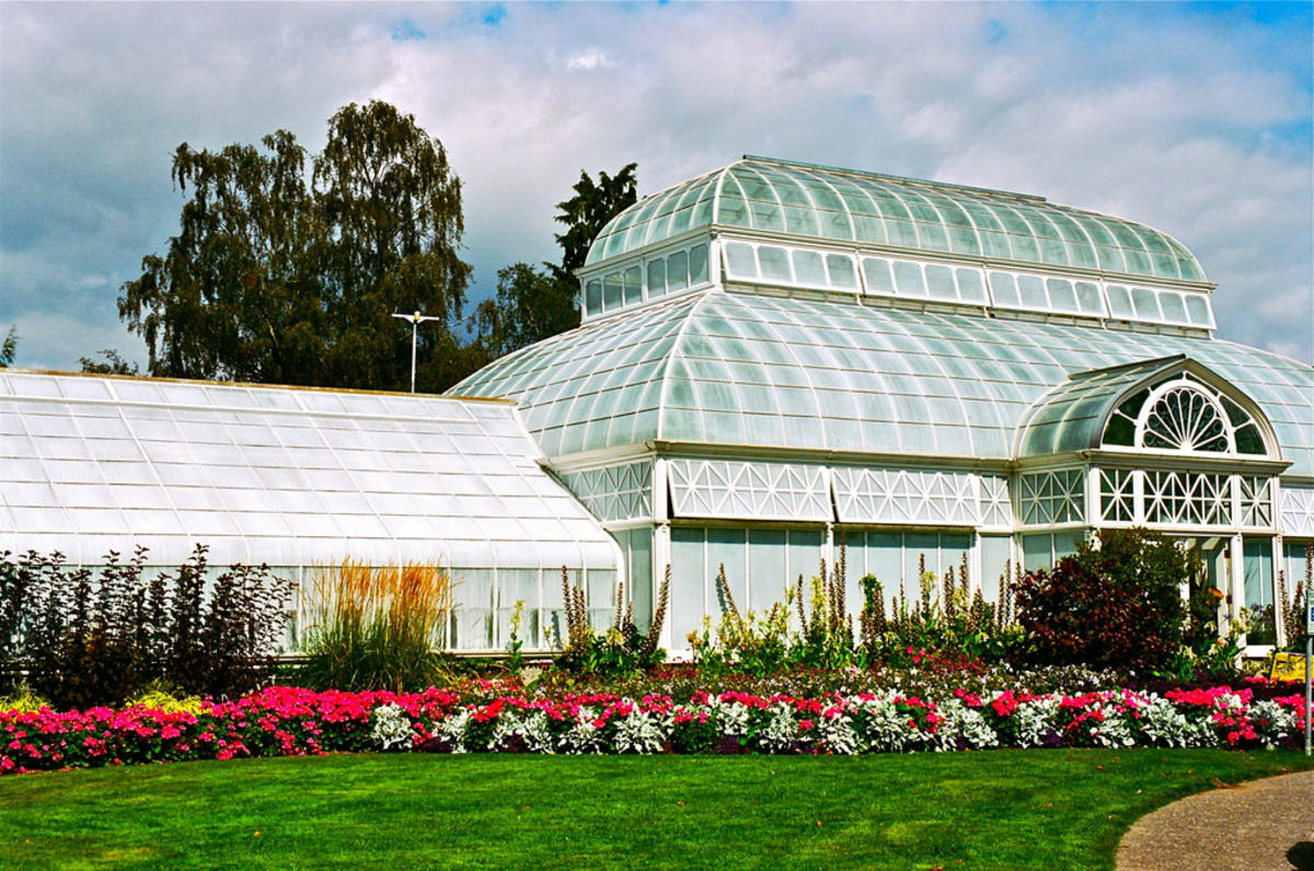 """Conservatory, Volunteer Park, Seattle"" by Curtis Cronn via Flickr Creative Commons"