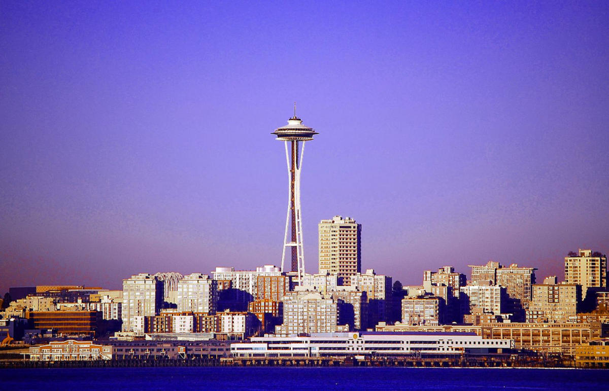 """Space Needle"" by Sachin via Flickr Creative Commons"