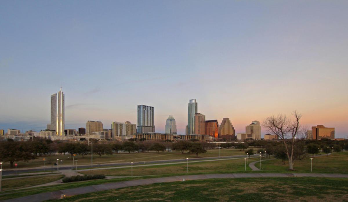 """Austin, Texas Sunset"" by Marcus Calderon via Flickr Creative Commons"