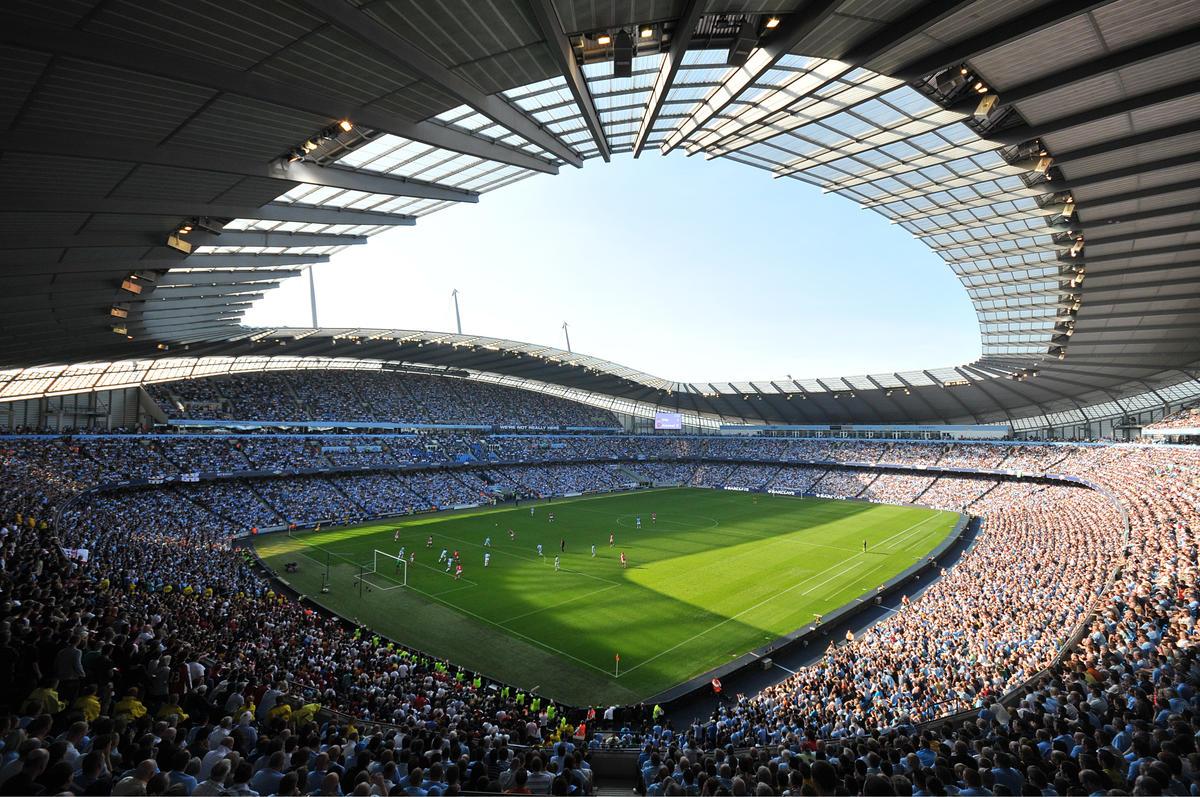 Etihad Stadium by Marketing Manchester