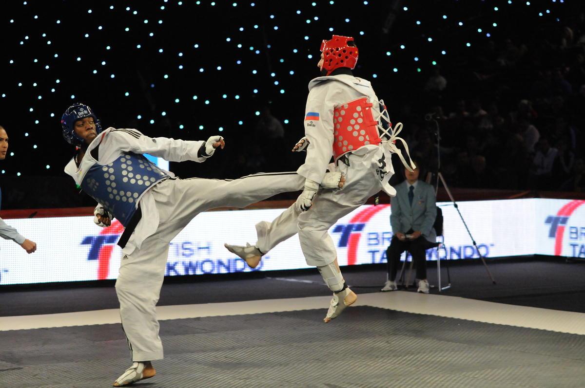 Taekwondo GP by Marketing Manchester
