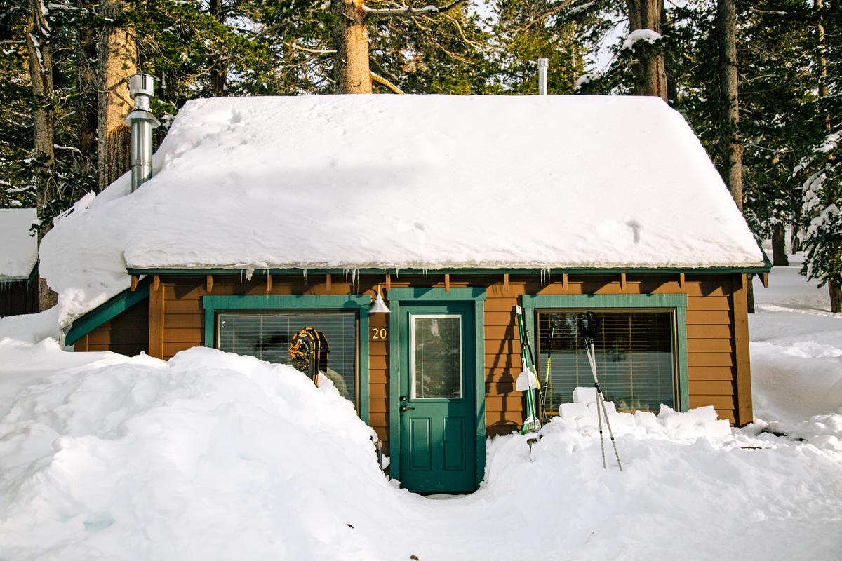 Mammoth Lakes Winter Escape