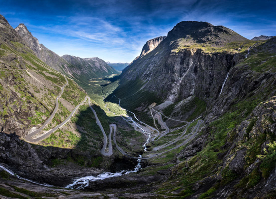 """Trollstigen - Rauma, Norway - Landscape photography"" by Giuseppe Milo on Flickr Creative Commons"