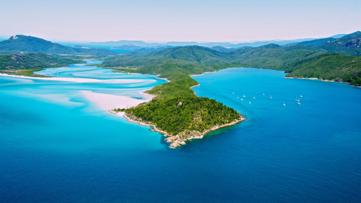 """Whitsunday Islands Australia"" by Richard Rydge on Flickr Creative Commons"