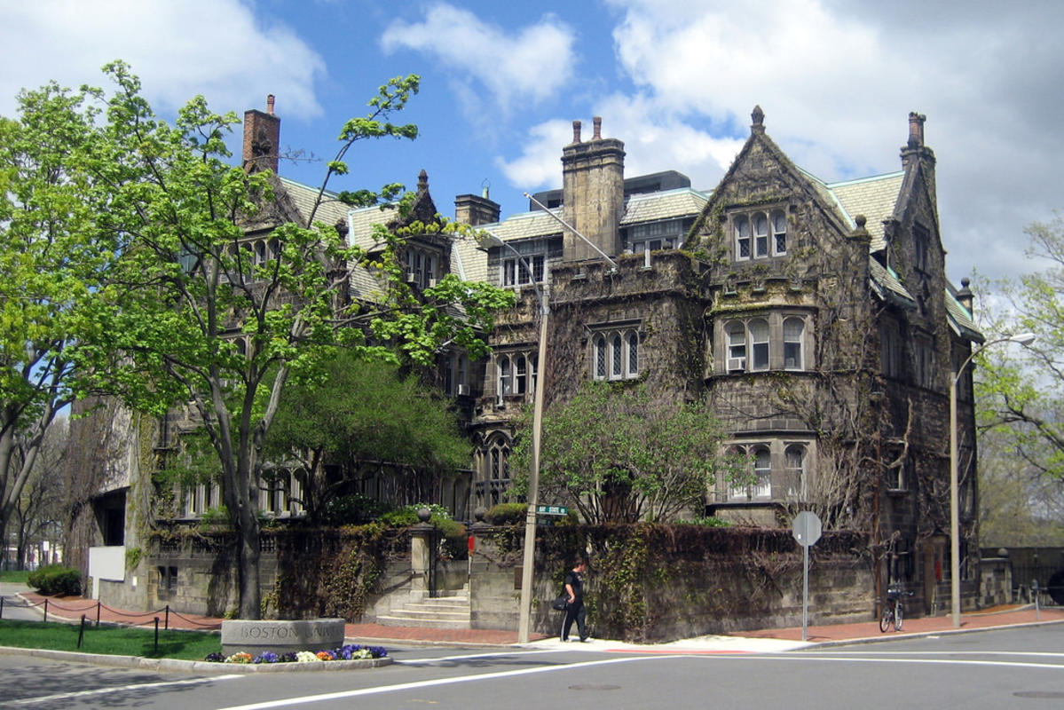 """Boston - Boston University: The Castle"" by Wally Gobetz by via Flickr Creative Commons"