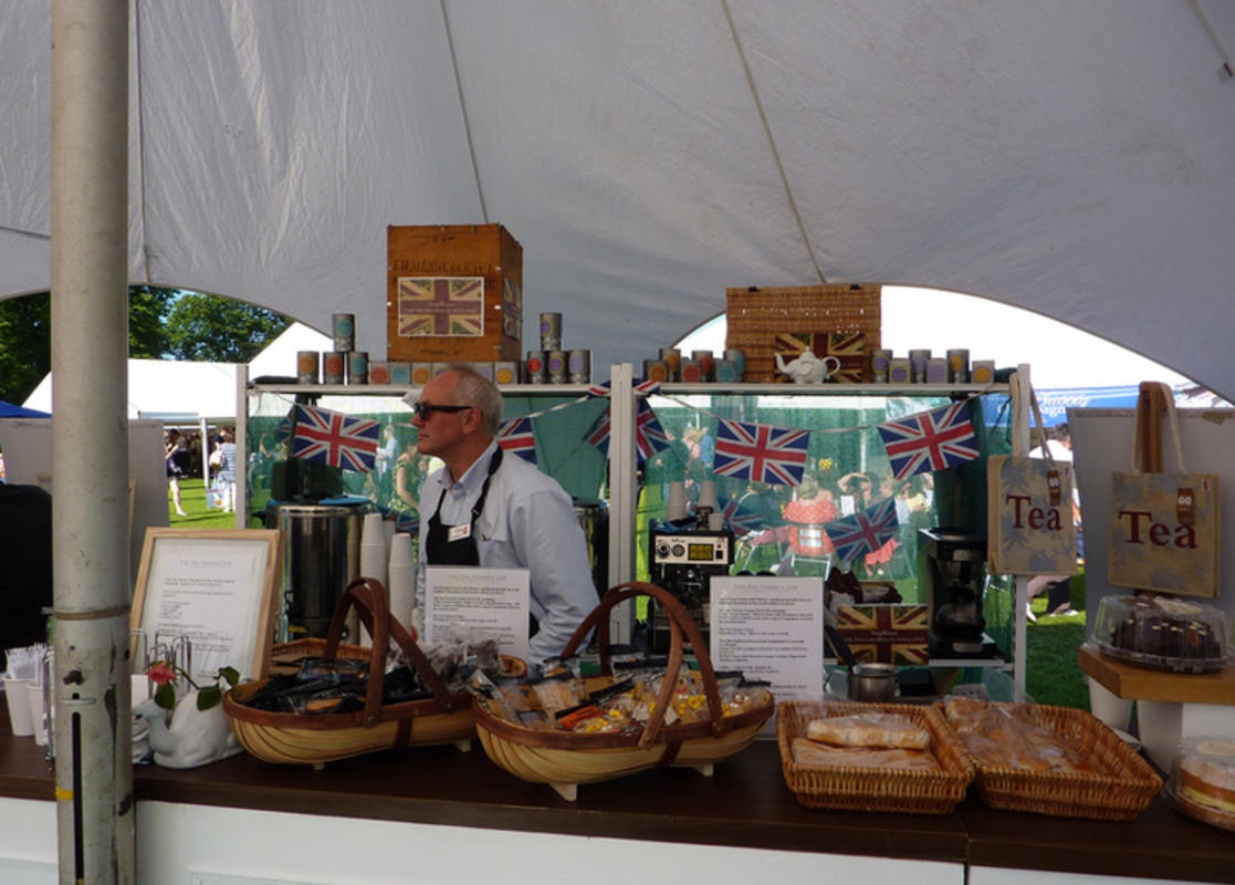 """Foodie Festival, Summer, 2012"" by Andrew Girdwood via Flickr Creative Commons"