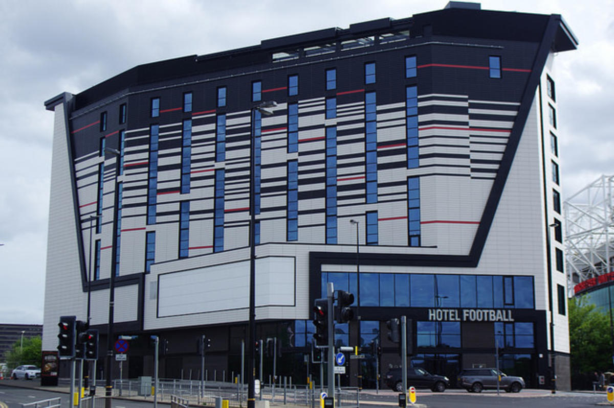 Hotel Football Old Trafford, Stretford, Manchester by Adam Bruderer on Flickr