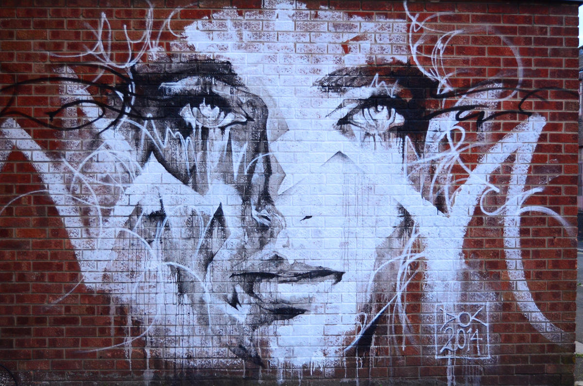 Liverpool Street Art by Christopher Czermak via Flickr Creative Commons