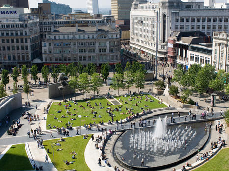 Piccadilly gardens %281%29
