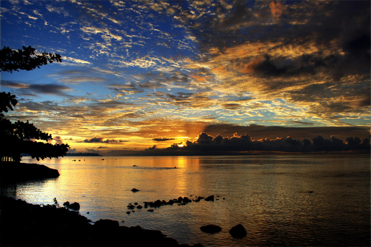 Sunset view. by NeilsPhotography via Flickr Creative Commons